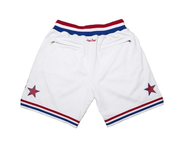 1988 All-Star East Shorts (White) 1