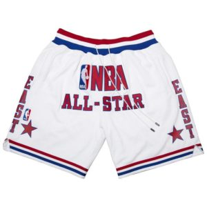 1988 All-Star East Shorts (White)