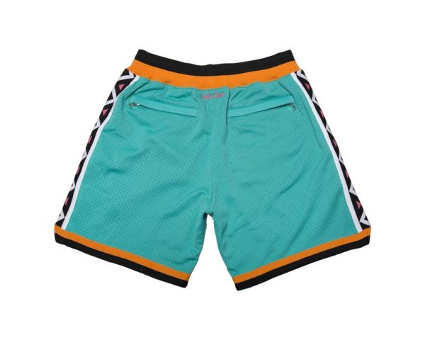 1996 All-Stars East Shorts (Teal) 1