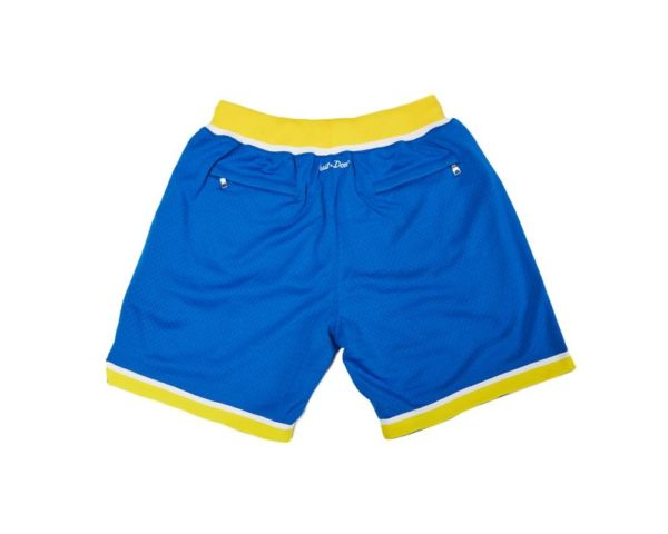 Indiana Pacers Shorts (Blue) 1